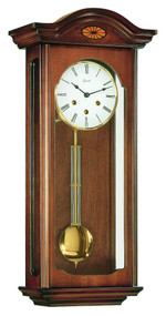 70456-030341 - Hermle Oxford Walnut Wall Clock