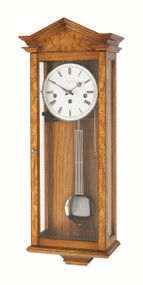 C3871CH - Comitti of London 'The Palladian' Regulator Wall Clock