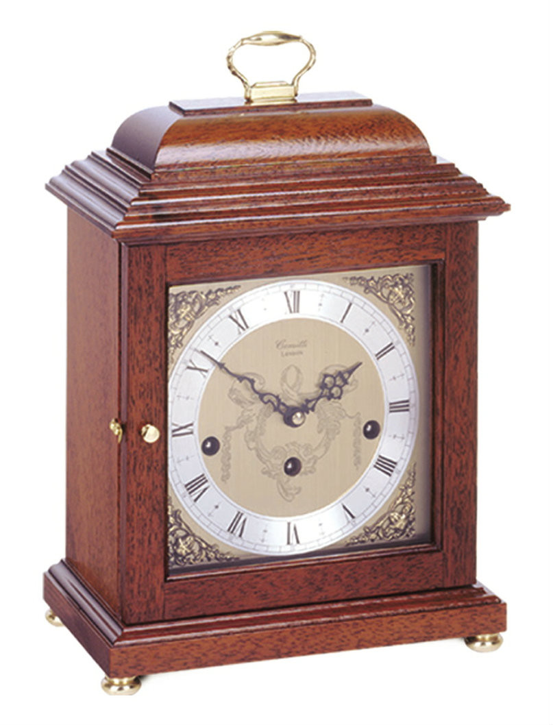 Westminster chiming mantel clocks