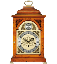 C4412TCH - Comitti of London - The Georgian Style Bracket Clock
