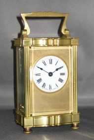 Circa 1900 French Carriage Clock