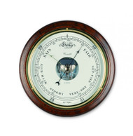 B036.8 - Comitti of London Bracket Aneroid Barometer