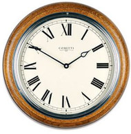 C3842Q-CR - Comitti of London 'The Plymouth' Wall Clock