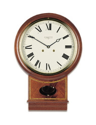 C3049S - Comitti of London 'The Victoria' Wall Clock
