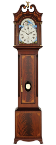 C2002TCH - Comitti of London Gleneagle Longcase Clock