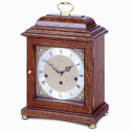 C4811CH - Comitti of London Westminster Chime Mantel Clock - Oak