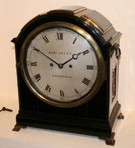 Robert Green of Edinburgh Fusee Bracket Clock - (1781-1834)