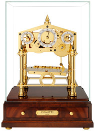 S5013G - Comitti of London The Congreve Clock