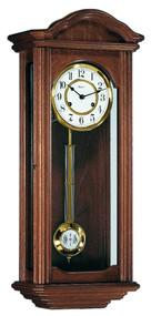 70411-030341 - Hermle Ickenham Walnut Finish Wall Clock