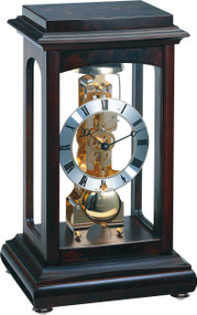 22957-Q30791 - Hermle Winchester Striking Skeleton Mantel Clock