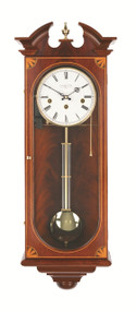 C3062CH - Comitti of London - The Sheraton Mahogany Wall Clock