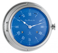 35067-000132 - Hermle Ships Clock (Roman Numerals)
