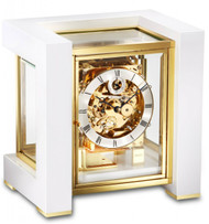 1266-95-01 - Kieninger Mantel Clock  Front View