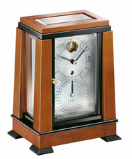 1272-41-01 - Kieninger Table Clock Front View