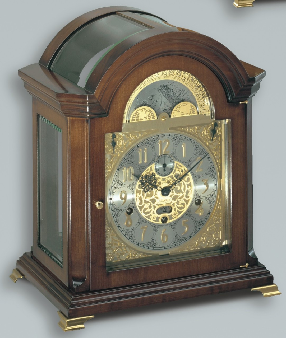 Hermle Mantle Wall Clock Chime Selector