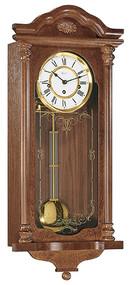 70509-070341 - Hermle Fulham Mahogany Wall Clock