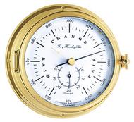 90009-000040 - Hermle Ships Barometer