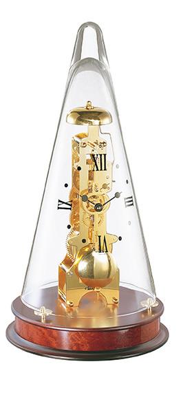 22716-160791 - Hermle Leyton Skeleton Mantel Clock