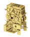 1266-82-01 - Kieninger Mantel Clock Movement