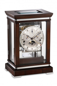 1267-22-02 -  Kieninger Mantel Clock Front View