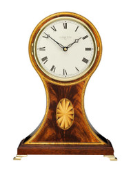 C4101Q - Comitti of London Regency Balloon Quartz Clock