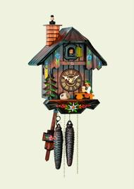 65/22 V Ka Bi - Hubert Herr Cuckoo Clock