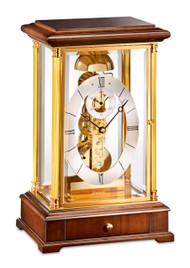 1278-23-01 - Kieninger Mantel Clock Front