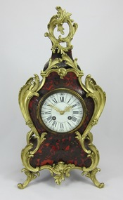 'Marti et Cie' French Boulle Clock