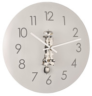 30906-000791 - Hermle Glass Wall Clock