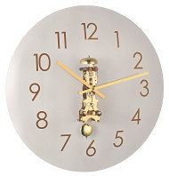 30907-000791 - Hermle Glass Wall Clock