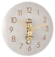 30907-000791 - Hermle Glass Wall Clock