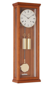 R1680 - Helmut Mayr Classic regulator Wall Clock - Cherry