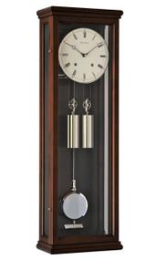 R1680 - Helmut Mayr Classic regulator Wall Clock - Walnut