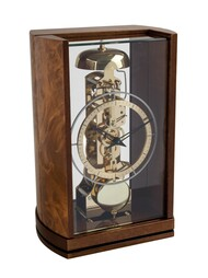 23050-R30791 - Hermle Skeleton Mantel Clock