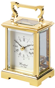1430 - Woodford Anglaise Quartz Carriage Clock