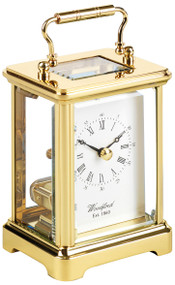 1428 - Woodford Obis Quartz Carriage Clock