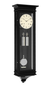 R1650 - Helmut Mayr Regulator Wall Clock - Black