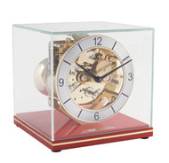 23052-T20340 - Hermle Table Clock - Red
