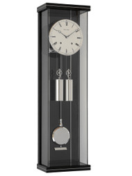 R1810E - Helmut Mayr Regulator Wall Clock - Enamel Dial