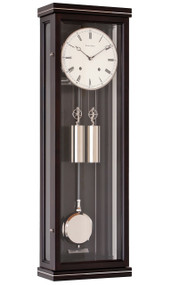 R1690-DC - Helmut Mayr Regulator Wall Clock - Dark Cherry