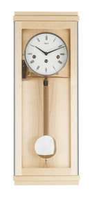70990-090141 - Hermle Maple Wall Clock - Strike