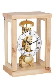 23056-T90791 - Hermle Mantel Clock - Swiss Pine