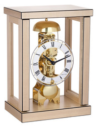 23056-090791 - Hermle Mantel Clock - Maple