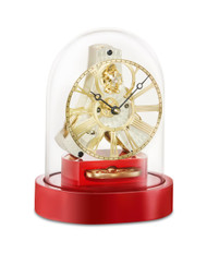 1302-77-02 - Kieninger Tourbillon Mantel Clock