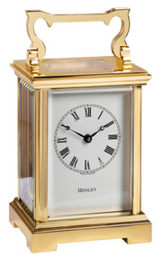H101 - Henley Anglaise Carriage Clock - UK Made