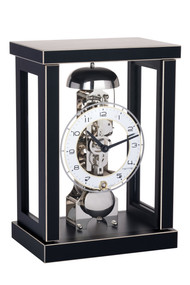 23056-740791 - Hermle Mantel Clock - Black