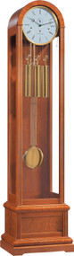 01087-160461 - Hermle Grandfather Clock - Cherry