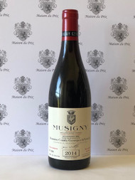 Domaine Comte Georges de Vogue Musigny Grand Cru 2014 - WA96