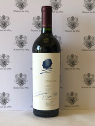 Opus One Cabernet Sauvignon Napa Valley 2001 - WE95