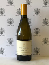 Peter Michael Winery Mon Plaisir Chardonnay Knights Valley 2012 - WA97